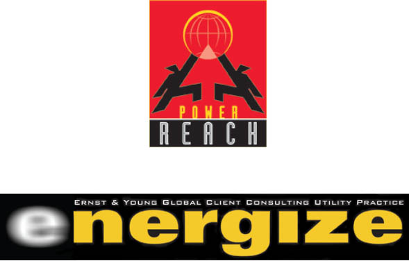 Power Reach and Energize Logo